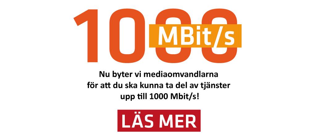 framtidens bredband support