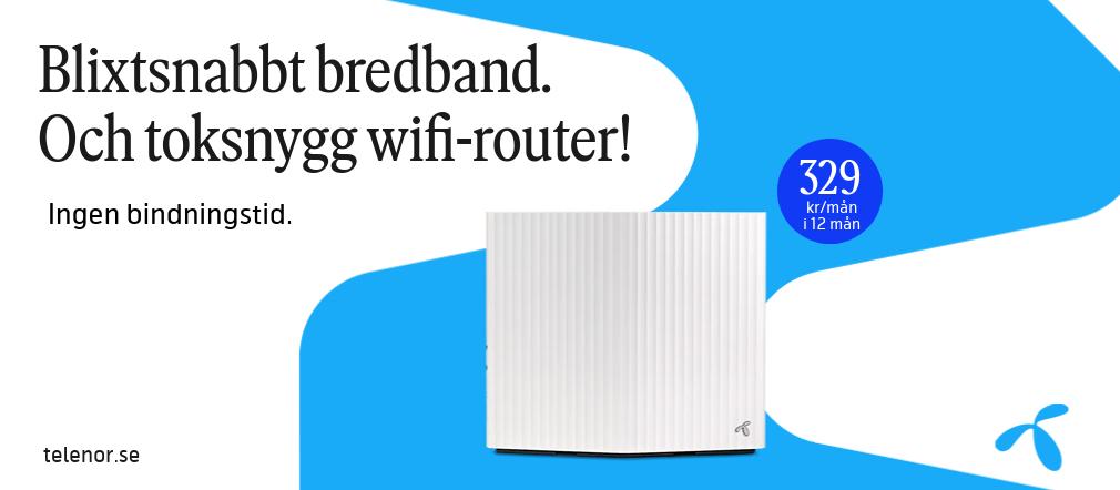 framtidens bredband driftstörningar